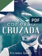 @Ligaliteraria Conexao Cruzada - Victoria Gomes