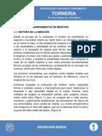 2- INSTRUMENTOS DE MEDICION TORNERIA