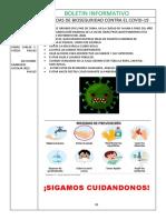 Boletín Informativo EPT