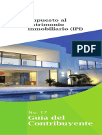 1-Guia 17 - Impuesto Al Patrimonio Inmobiliario (IPI)