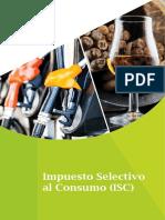 Brochure Impuesto Selectivo Al Consumo (Isc)