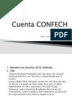 Cuenta CONFECH 12 Marzo