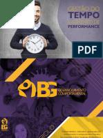 Workshop Gestão de tempo & performance [2493]