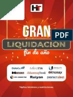 Gran Liquidación de Fin de Año