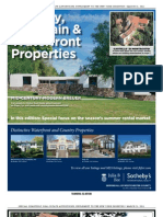 Country, Mountain & Waterfront Properties - Spring 2011