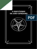 O Breviário de São Cipriano (completo) e Ampliado)