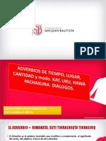 9na Clase Adverbios PDF