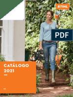 Catalogo Stihl 2020