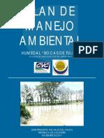 18 Planes de Manejo de Humedales Del Val