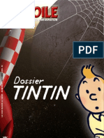 La Toile N°8 - Dossier Tintin