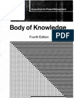 APMBok 4th Ed 2000