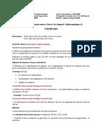 Ecole Nationale Polytechnique    Année universitaire-Proposal with correction