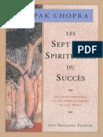 Les 7 Lois Spirituelles Du Succès by Chopra, Deepak [Chopra, Deepak] (Z-lib.org)