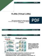 Exp3 - Chapter 3 - VLANs