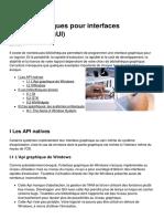 Les Bibliotheques Pour Interfaces Graphiques Gui 10354 Kslfne