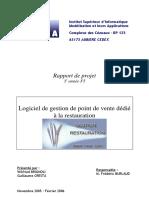 Rapport Projet 3a