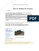 COMPARATIVO DE MERCADOS JUCHITAN DE ZARAGOZA