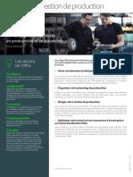 fp sage 100c gestion production