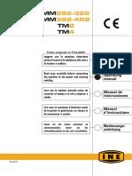 saldatrice manuale MM + TM2-4