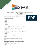sfar-antibioprophylaxie