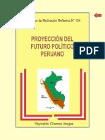 PROYECCIONES DEL FUTURO POLÍTICO PERUANO
