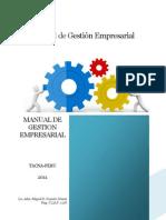 Manual de Gestion Empresarial