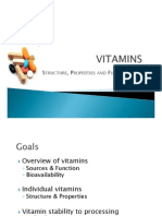Vitamins Lecture 11-08-10