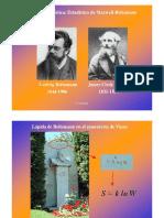 Mecánica Estadística, Estadística de Maxwell-Boltzmann