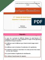Pr BENCHEIKH Mathématiques Financières (Les Intérêts Composés)