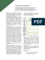 AISLAMIENTO DE ENTEROBACTERIAS