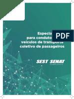 Especializado Para Condutores de Passageiros