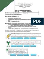 Guía Didáctica 9 Lenguaje Letras Ff Yy Hh