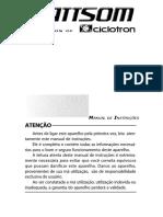 dbl4000 manual tecnico
