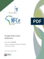 NFC-e Nota Técnica 2020.006