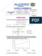 Matematic5 Sem14 Experiencia4 Actividad6 Funcion Lineal FL56 Ccesa007