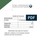 Guide de l'examen hamzaoui (fr) (1)