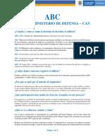 ABC IMPLOSIÓN EDIFICIO MINDEFENSA