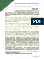 Cluster Écosystème d'Innovation, Incubateur d'Organisations Compétitives Et de Territoires Intelligents Cas de Fès-Boulemane Au Maroc