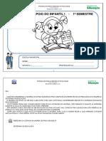 APOSTILA EDUCAÇÃO INFANTIL ALFABETO