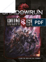 Gun & Run Catalogue d'armes