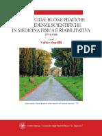 Santilli 002 Libro Linee Guida Ed Evidenze Scientifiche in Medicina Fisica e Riabilit