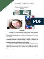 Métodos e Técnicas de Investigação em Sociologia