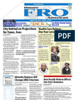 Baltimore Afro-American Newspaper, March 26, 2011