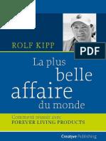 Rolf+Kipp+ +La+Plus+Belle+Affaire+Du+Monde