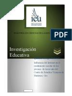 Estructura de investigación_ Influencia del Internet en el rendimiento escolar