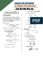 TEORIA DE EXPONENTES - PRE BASICO 6-01-21