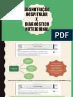 Padronização do Diagnóstico Nutricional