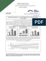 Indices des prix à la consommation à Antananarivo - Janvier 2009 (INSTAT/2009)