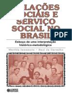 Relações sociais e serviço social no Brasil by Iamamoto, Marilda Villela  Carvalho, Raul de [Iamamoto, Marilda Villela] (z-lib.org)