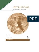 Windows_NT-2000_Native_API_Reference_(by_Gary_Nebbett)